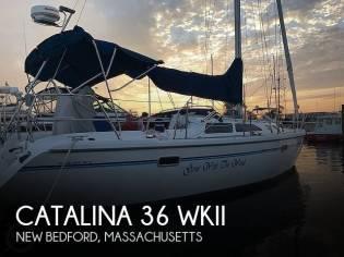 Catalina 36WK MKII