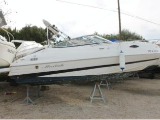 Mariah Boats SC 19 Cuddy Cabins
