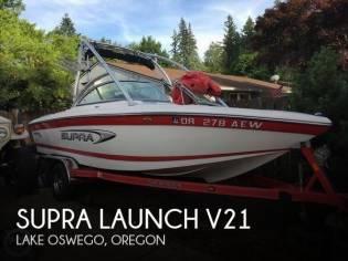 Supra Launch 21V