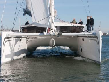 Eos Catamaran 54