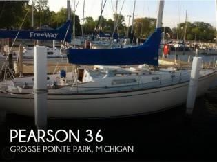 Pearson 36