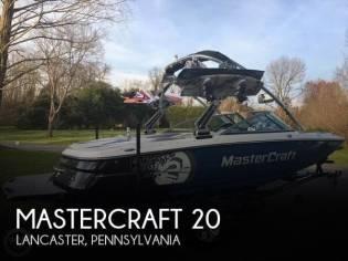 Mastercraft X-2