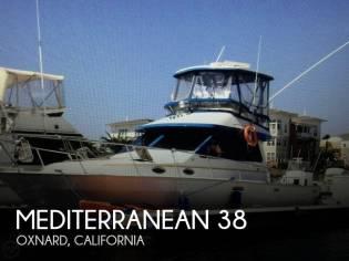 Mediterranean 38 Convertible
