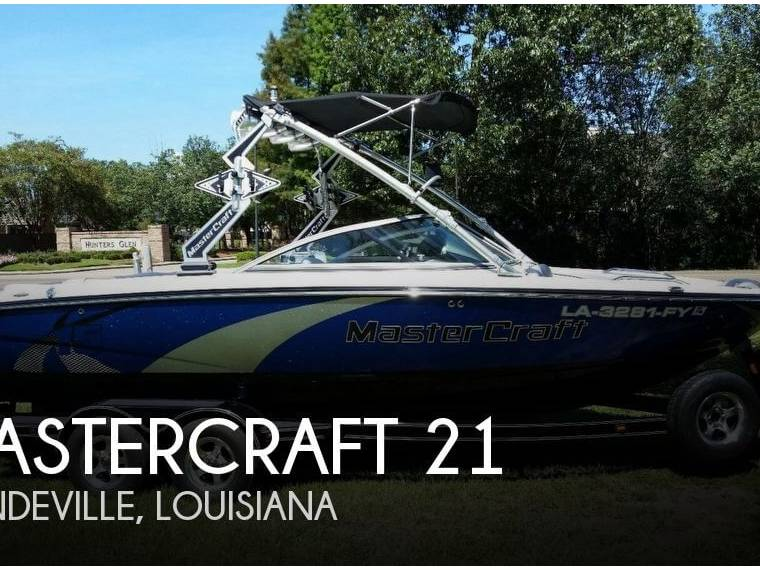 mastercraft x15 wakeboard 21 foot en florida