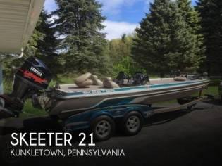 Skeeter 21i