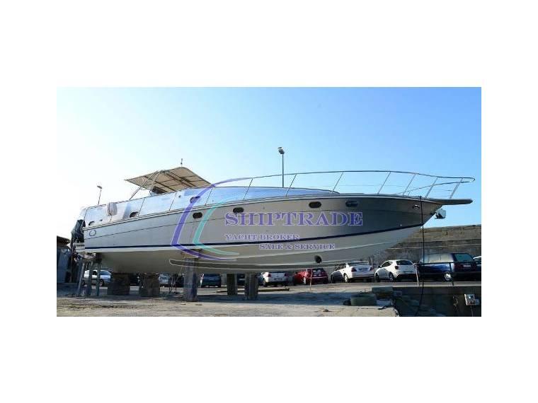Monte Carlo Yachts Chevere 55 Don Aronow
