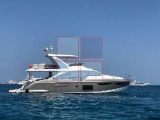 Azimut-yachts AZIMUT 60 Possibile permuta