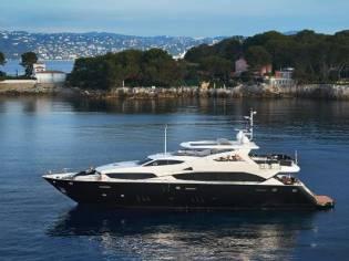 Sunseeker 34 Metre Yacht