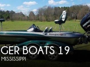 Ranger Boats Z519C Comanche