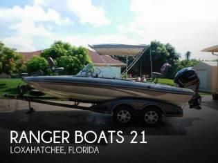 Ranger Boats 211VS