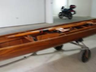 bote de remo yole 2 plus