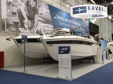 Bavaria S29 Open 2021