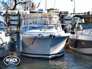 LUHRS 31 OPEN HY45639