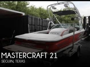 Mastercraft 21