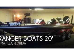 Ranger Boats Z520 Comanche