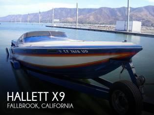 Hallett Offshore 7.9 EXP