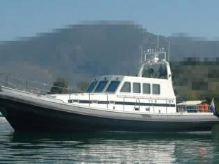 Twin Screw Pilot -  Crew Boat