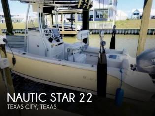 Nautic Star 2200 Offshore