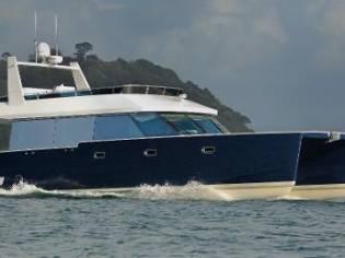 Dazcat Power catamaran