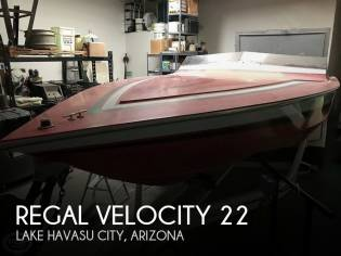 Regal Velocity 22