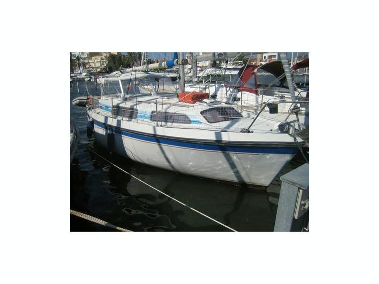 Kirie fifty 27 en marina d emp riabrava voiliers d 39 occasion 65704 inautia - Salon nautique empuriabrava ...