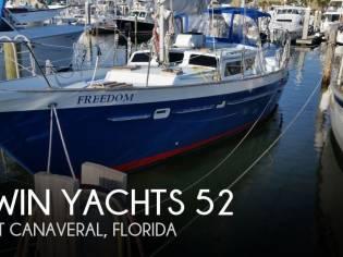 Irwin Yachts 52