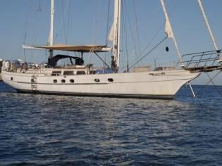Scorpio 72 Very attractive cruising yacht.NEVER