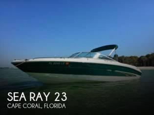 Sea Ray 230 Bow Rider Select
