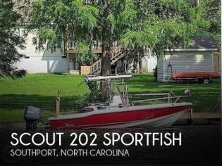 Scout 202 Sportfish