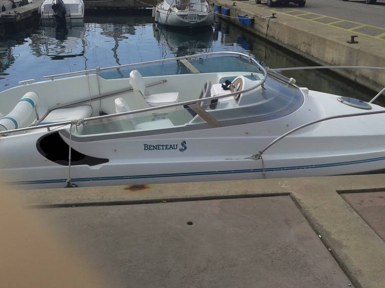 beneteau flyer 5 grand prix en port bal u00eds