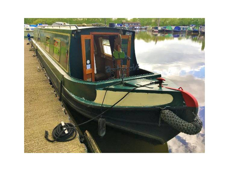 50' Narrowboat