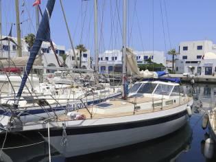 Finsailer 34 Listo para navegar