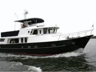 Goldwater 55 CE Trawler