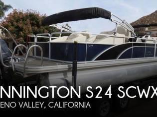 Bennington S24 SCWX