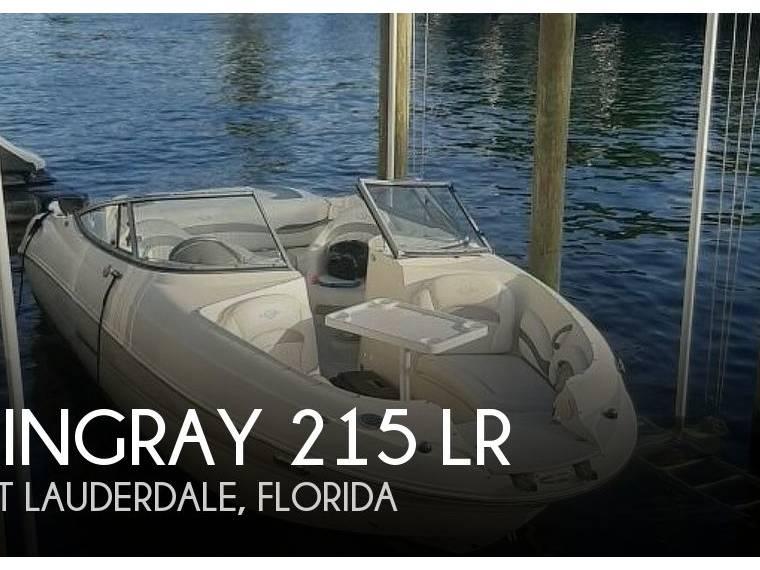 ray 215LR Sport Deck