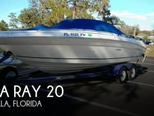 Sea Ray 210 Signature