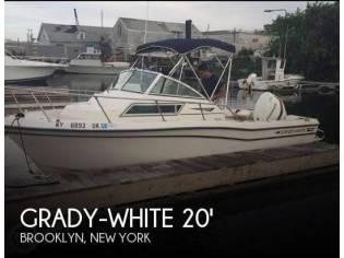 Grady-White Adventure 208