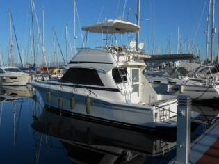 Riviera 36 Flybridge TC