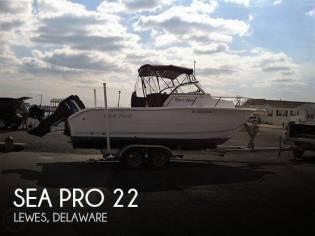 Sea Pro 220 WA