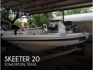 Skeeter 20
