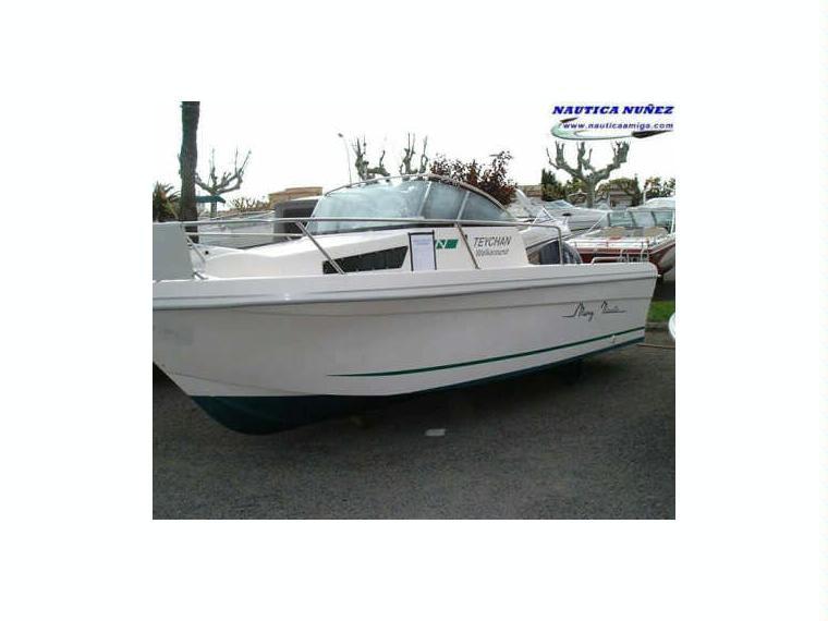 mery nautic teychan walkaround en g rone bateaux avec cabine d 39 occasion 67535 inautia. Black Bedroom Furniture Sets. Home Design Ideas
