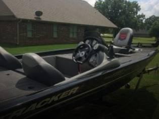 Bass Tracker Pro 175TXW