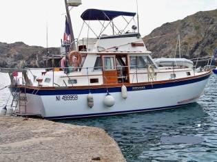 Gulfstar trawler 36