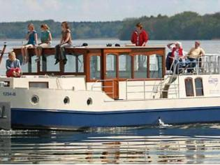 Kuhnle Werft Kormoran 1500