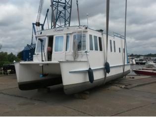 Kronland 33 Hausboot (Video)