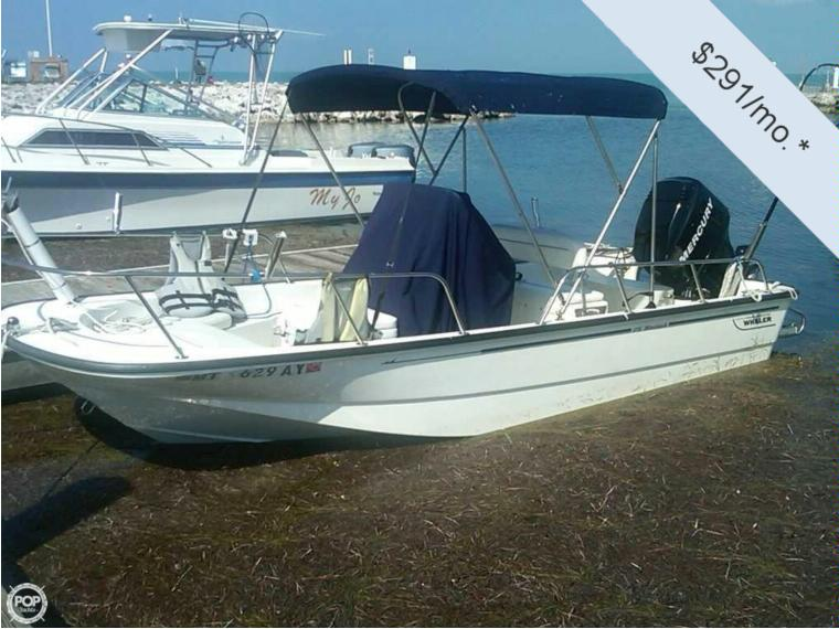 boston whaler 17 montauk en florida