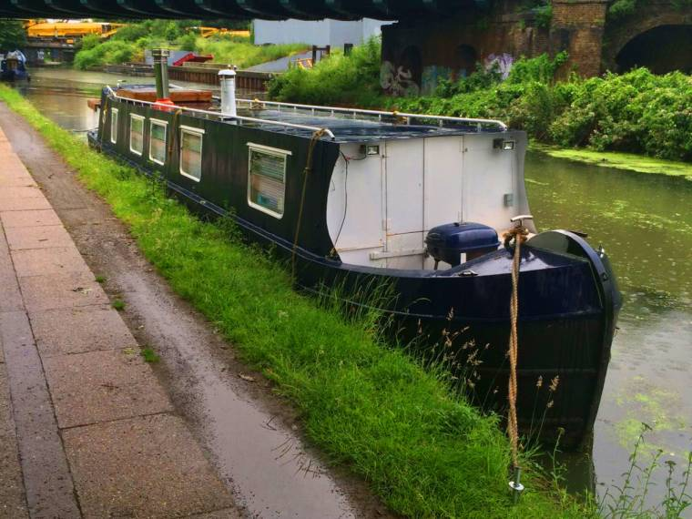 Narrowboat 50ft ready for use and living aboard