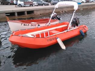 whaly boats 435