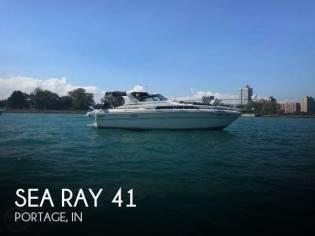 Sea Ray 360 SRV Express Cruiser