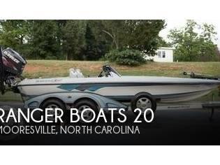Ranger Boats Z520 Commanche